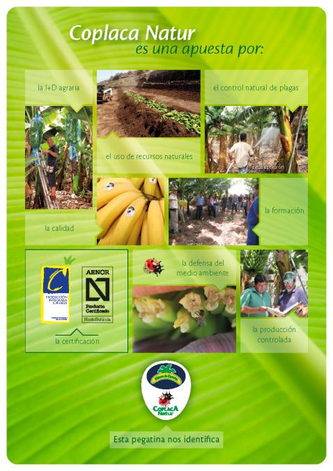 Campaña sobre la Producción Certificada Coplaca Natur