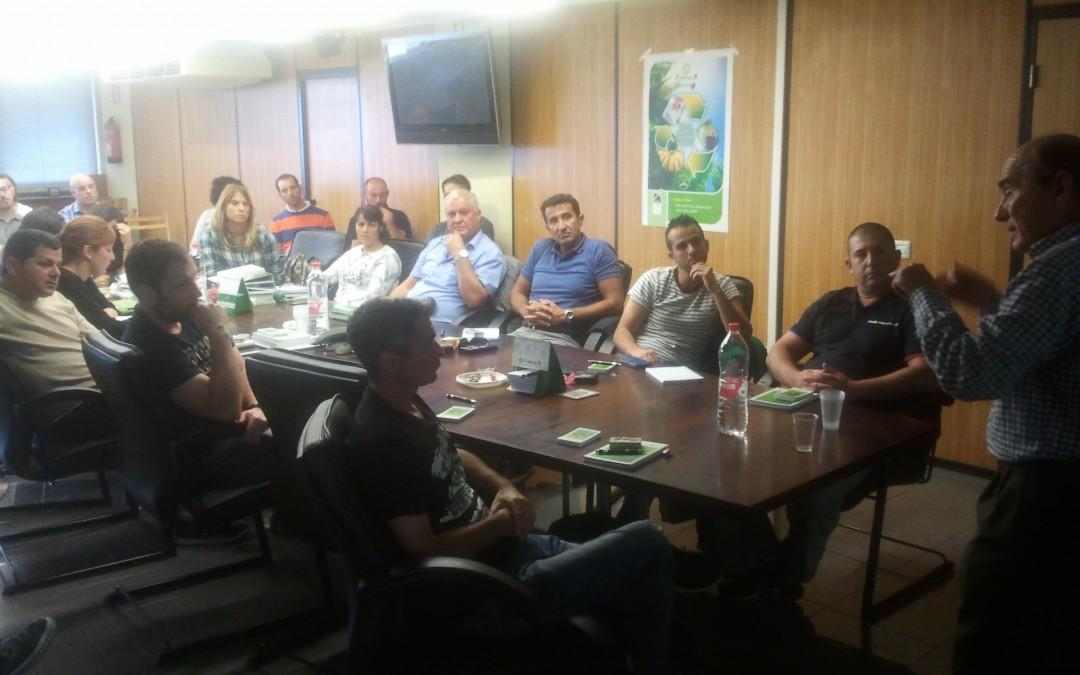 Coplaca Formación: Diseño y evaluación de instalaciones de riego
