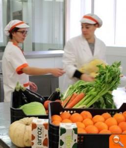 El Hospital Gral. de Valencia ofrece productos procedentes de la agricultura ecológica