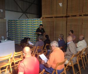 Reuniones informativas sobre producción certificada